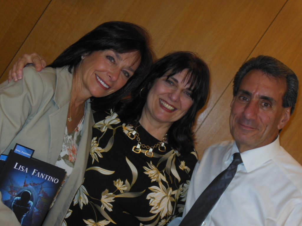 Mamaroneck Library Book Signing